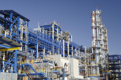Construction of a new ethylene and propylene plant